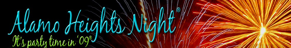 Alamo Heights Night